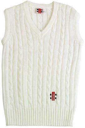 Gray Nicolls Senior Sleeveless Cricket Sweater
