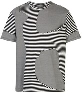 Mostly Heard Rarely Seen Cut Me Up distressed T-shirt
