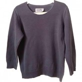 Maison Margiela Purple Cotton Knitwear for Women