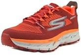 Skechers Men's GOtrail Ultra 4 Trail Running Shoe Red/Orange Size 8.5 M