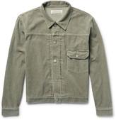 Remi Relief - Cotton-blend Corduroy Jacket