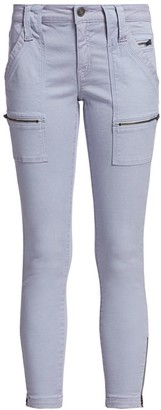 Joie Park Zip Pocket Skinny Jeans