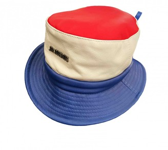 Jacquemus Le Gadjo Multicolour Leather Hats & pull on hats