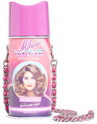 Moschino Hairspray Crossbody Bag
