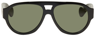 Moncler Black 0095 Sunglasses
