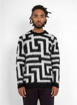 YMC Maze Crew Neck Sweater