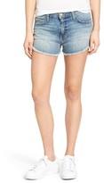 Current/Elliott Women's The Gam Cutoff Denim Shorts