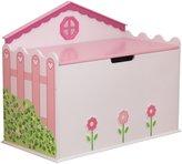 Kid Kraft Dollhouse Toy Box- Multi-Color