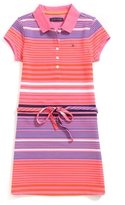 Tommy Hilfiger Belted Polo Dress