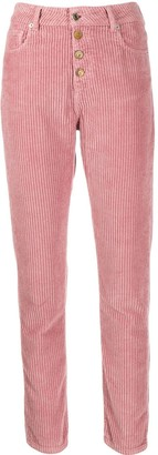 IRO Corduroy Skinny Trousers