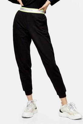 Calvin Klein Womens **Pyjama Joggers By Black
