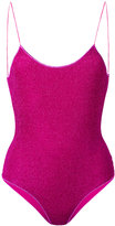 Oseree - Lumiere swimsuit - women - Polyamide/Polyester/Spandex/Elastane - M