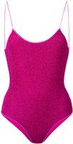 Oseree - Lumiere swimsuit - women - Polyester/Polyamide/Spandex/Elastane - M