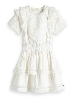 Scotch R'Belle Ruffle Dress
