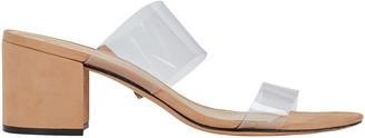 Schutz Victorie PVC Slide Sandals