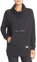 Nike Women's 'Modern Funnel' Fleece Pullover