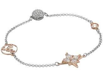Swarovski Remix Collection Duo Star Bracelet Large