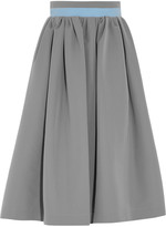 Preen by Thornton Bregazzi Stretch-crepe skirt