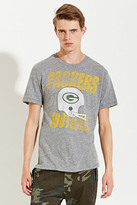 Forever 21 FOREVER 21+ Junk Food NFL Green Bay Packers Tee