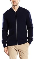French Connection Men's Frederick Knits Zip Up Sweater