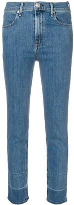 Rag & Bone Cropped Tapered-Leg Jeans