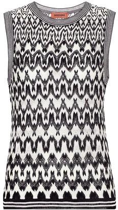 Missoni Knit sweater vest