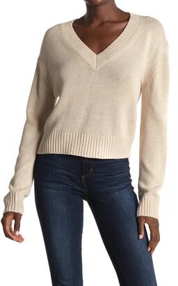 360 Cashmere Bailey V-Neck Sweater