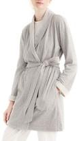 J.Crew Women's Sunday Double Knit Short Robe