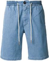 Eleventy denim bermuda shorts