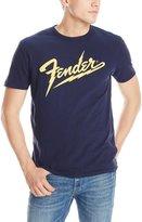 Lucky Brand Men's Fender Thunder Logo Graphic Tee