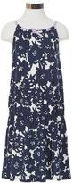 Nautica Girls' Tropical Print Dress (8-16)