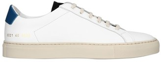 Common Projects Retro Low Special Edition Mix Fabric sneakers