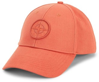 Stone Island Tonal Patch Baseball Cap