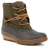 Sperry Women s Saltwater Wedge Tide Quilted Nylon Duck Boots