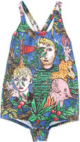 Wolf & Rita - Filomena swimsuit - kids - Spandex/Elastane/Recycled Polyester - 6 yrs