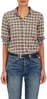 Current/Elliott Women's Slim Boyfriend Shirt