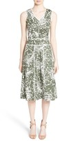Lafayette 148 New York Women's Emlia Print Dress