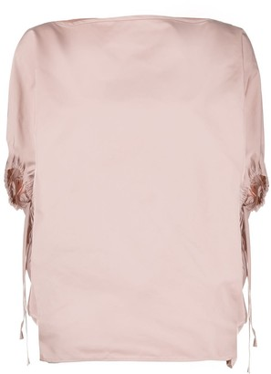 No.21 Puff-Sleeve Blouse