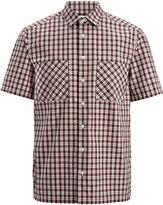 Joseph Check Shirting Colburn Shirt