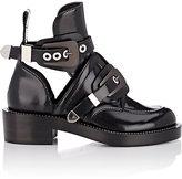 Balenciaga Women's Double-Buckle-Strap Boots