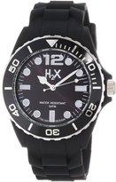 Haurex Italy Men's SN382UN1 Reef Luminous Water Resistant Soft Rubber Watch