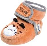 Tenworld Newborn Infant Baby Boy Girl Snow Boots Cartoon Anti-slip Bootie Socks
