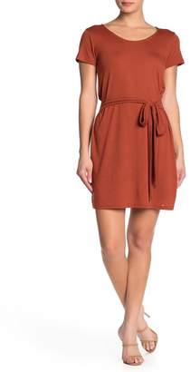 Cotton On Bella Tie Front T-Shirt Dress