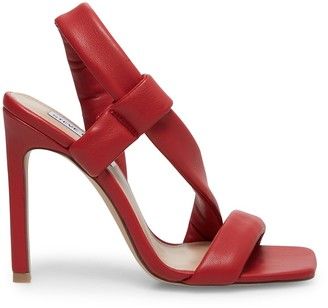 Steve Madden Sizzlin Red