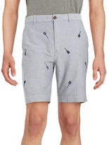 Brooks Brothers Red Fleece Tennis Racket Shorts