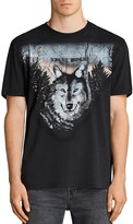 AllSaints Night Wolves Tee