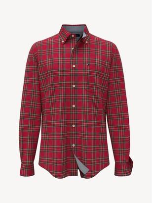 Tommy Hilfiger Classic Fit Essential Plaid Shirt