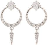 Nadri Gwen Crystal Drop Earrings