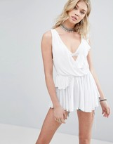 Free People Float Away Singlet Tank