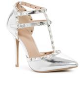 Legend Footwear Adora Studded Stiletto Pump